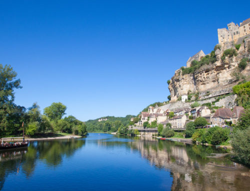 Beynac, on the Dordogne river