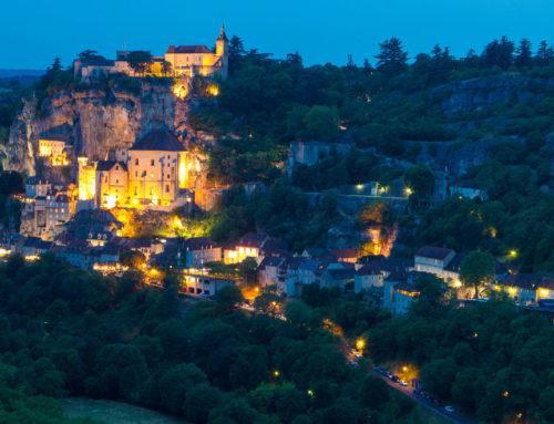 Rocamadour, une des plus belles villes du Lot